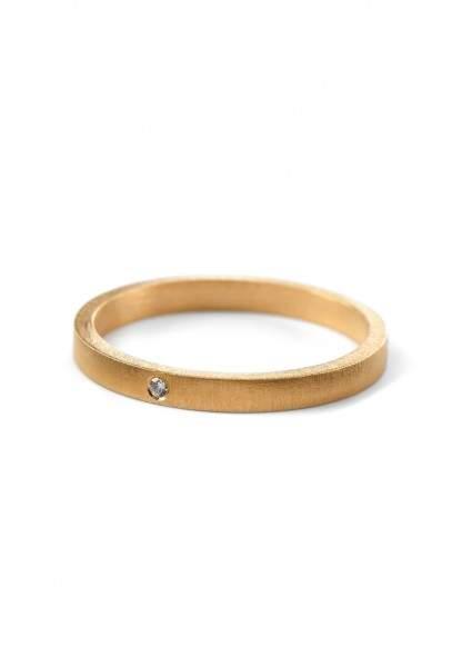 Styleserver DE Pernille Corydon Ring Petite Alliance One - vergoldet 52