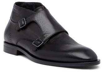 Bacco Bucci Ibarra Double Monk Strap Boot
