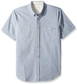 AG Adriano Goldschmied Men's Nash S/s Shirt in
