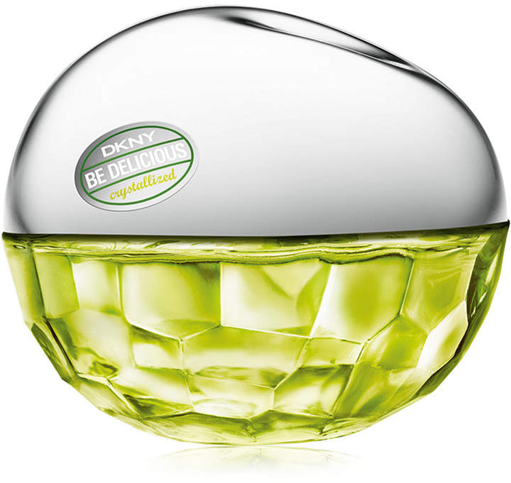 DKNY DKNY Be Delicious Crystallized Eau de Parfum Spray, 1.7 oz