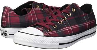 Converse Chuck Taylor All Star - Mad For Plaid Ox Women's Shoes