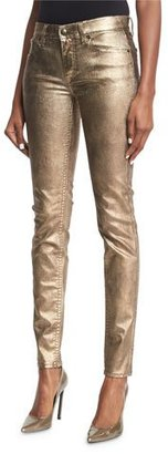 Ralph Lauren Collection 105 Washed Cigarette Jeans, La Costa $990 thestylecure.com