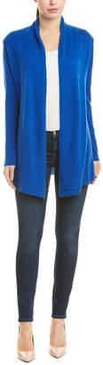 InCashmere Dropped-Shoulder Cashmere Cardigan