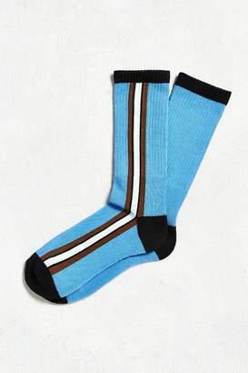 Urban Outfitters Vertical Stripe Sport Sock