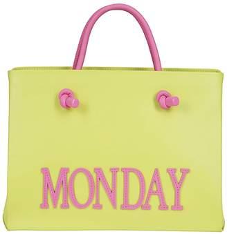 Alberta Ferretti Monday Shopper Bag