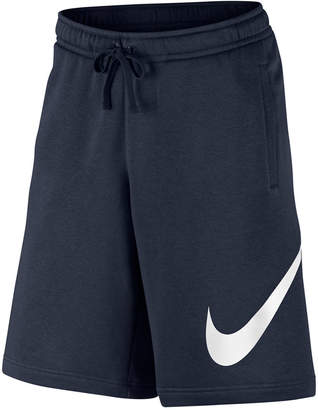 Nike Men's Club Fleece Sweat Shorts $35 thestylecure.com