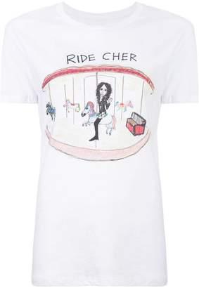 Unfortunate Portrait Ride Cher T-shirt