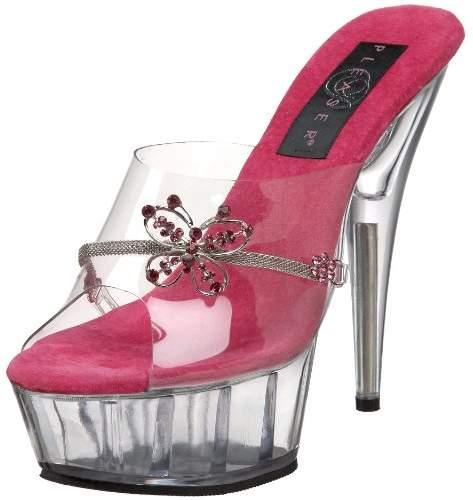 Pleaser USA Women's Delight 601-10 Platform Sandal