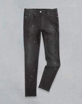 Belstaff Maryon Paint Splash Jeans