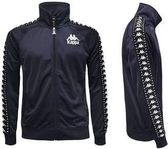 Kappa Sweatshirt With Authentic Egisto Zip
