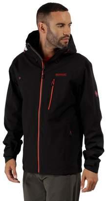 Regatta Black 'Birchdale' Waterproof Jacket