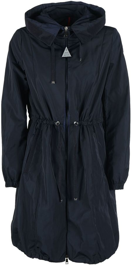 Moncler Moncler Tuile Hooded Coat