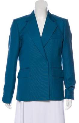 Celine Wool-Blend Notch-Lapel Blazer w/ Tags