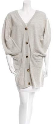 Maison Margiela Wool Longline Vest