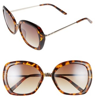 Women's Bp. Butterfly Sunglasses - Brown Tort $12 thestylecure.com