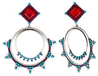 Dannijo Ubaldo Earrings