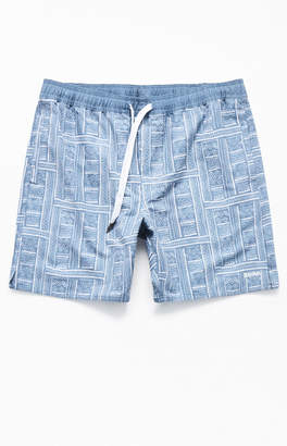 Rhythm Salvador Beach Drawstring Shorts