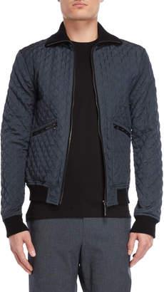 Dolce & Gabbana Diamond Quilted Jacket