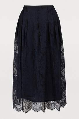 Roseanna Midi skirt