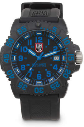 Men's Swiss Made Colormark Rubber Strap Watch