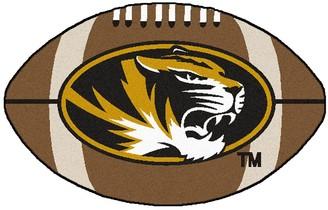 NCAA Fanmats FANMATS Missouri Tigers Rug