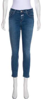 Closed Cropped Mid-Rise Jeans