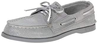 Sperry Authentic Original Slip On Boat Shoe (Toddler/Little Kid/Big Kid)