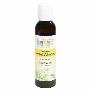 Aura Cacia Natural Skin Care Oil, Nurturing Sweet Almond