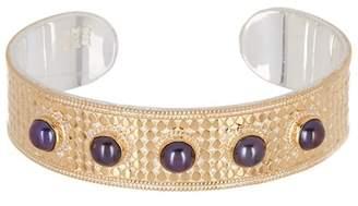 Anna Beck Blue Pearl Multi-Stone Cuff
