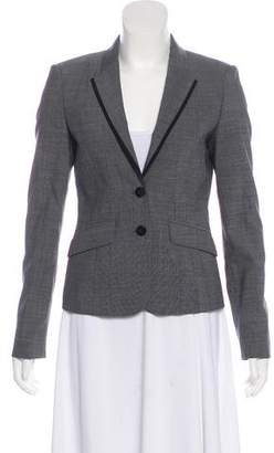 HUGO BOSS Boss by Wool Notched-Lapel Blazer
