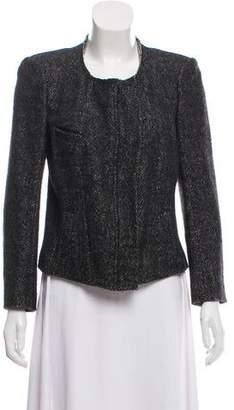 Etoile Isabel Marant Virgin Wool Short Coat
