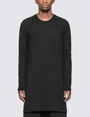 11 By Boris Bidjan Saberi Extra Long T-Shirt