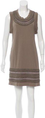 3.1 Phillip Lim3.1 Phillip Lim Embellished Knit Dress