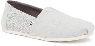 Toms Chevron Slip-On Shoe