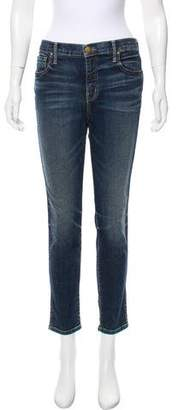 The Great Mid-Rise Skinny Jeans w/ Tags