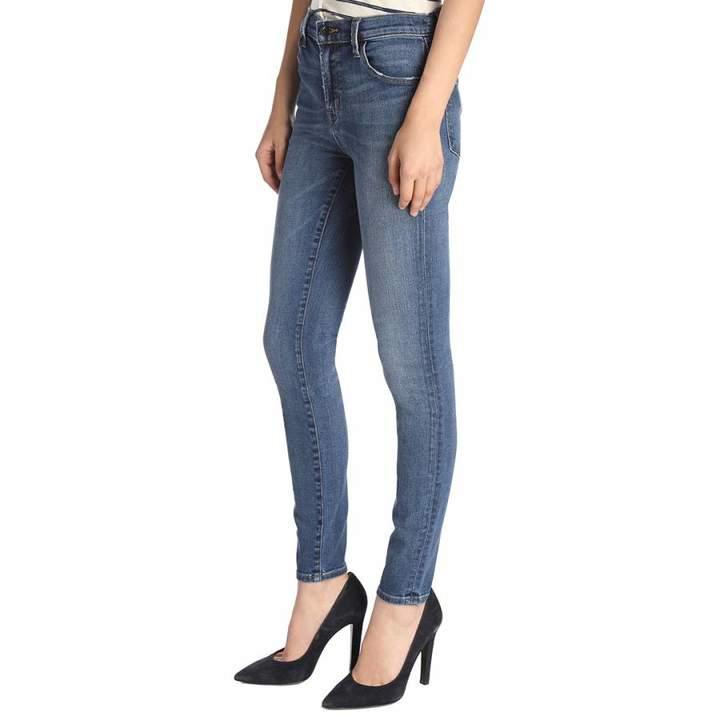 Decoy Blue Maria Stretch Skinny Jeans