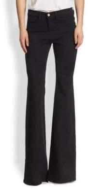 Frame Le Forever Karlie Supermodel Length Flared Jeans