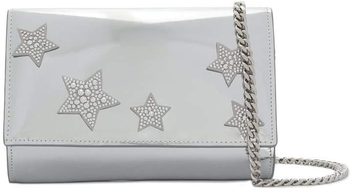 Giuseppe Zanotti Design Lori bright star shoulder bag