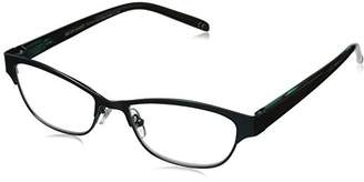 Foster Grant Women's Sage 1017559-250.COM Cateye Reading Glasses
