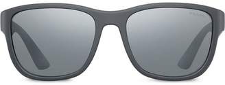 Prada square frame sunglasses