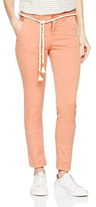 Tom Tailor Women's Alva Chino Pants Not Applicable Chino Trouser,(Manufacturer size: Medium)