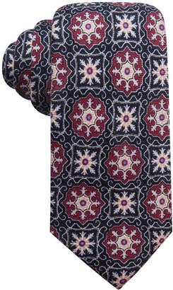 Tasso Elba Men's Medallion Wool Tie