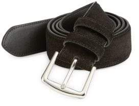 Loro Piana Basic Suede Belt