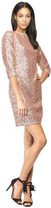 Milly Sequins Kimberly Mini Dress
