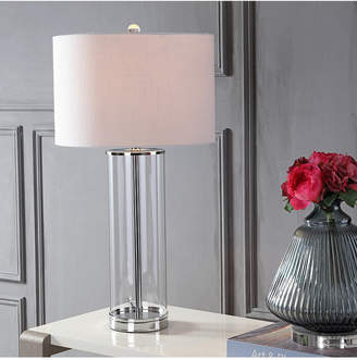 Jonathan Y Harper Glass Led Table Lamp