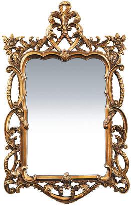 Bailey Street Floral Scroll Mirror