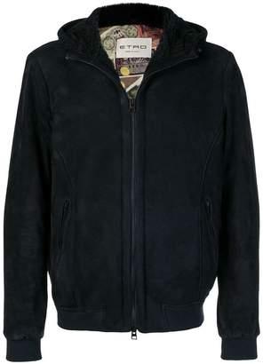 Etro hooded jacket