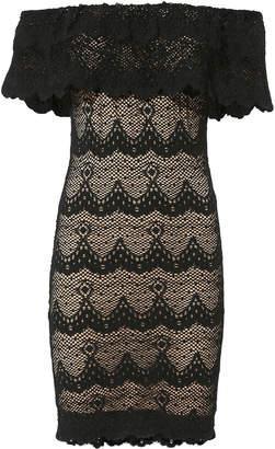 Nightcap Clothing Victorian Bachelorette Mini Dress