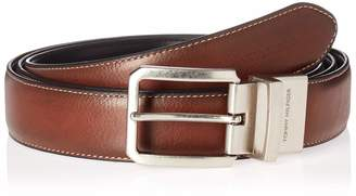 Tommy Hilfiger Men's Men's 1 3/8 in. Feather Edge Reversible With Stitch Belt
