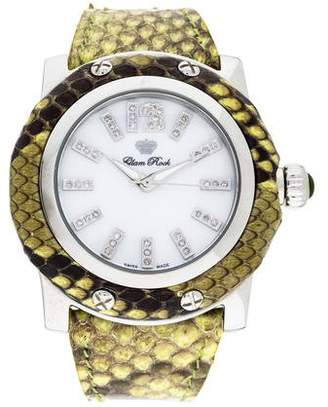 Glam Rock Miami Watch